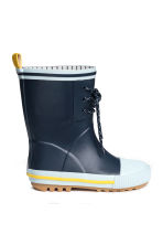 Rubber boots - Dark blue - Kids | H&M 2