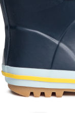Rubber boots - Dark blue - Kids | H&M 4