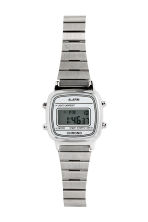 Digital watch - Silver - Ladies | H&M CN 1