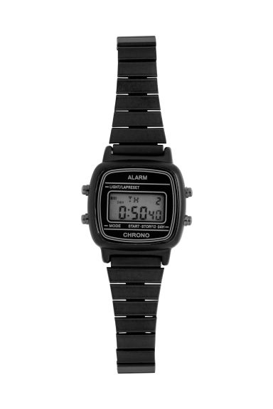 Digital watch - Black - Ladies | H&M CN 1