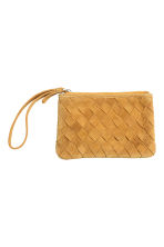 Suede clutch - null - Ladies | H&M CN 1