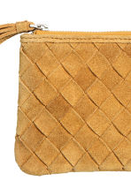 Suede clutch - null - Ladies | H&M CN 2