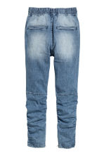 Slim Low Joggers - Denim blue - Men | H&M CN 3