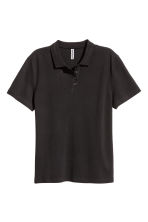 Polo shirt - Black - Ladies | H&M CN 1