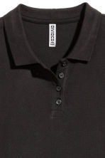 Polo shirt - Black - Ladies | H&M CN 2