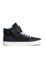 Sneakers alte - Nero - BAMBINO | H&M IT 1