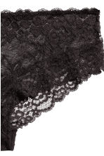 Lace hipster briefs - Black - Ladies | H&M CN 3