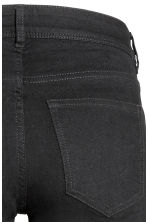 Kick Flare Ankle Jeans - Black - Ladies | H&M CN 3