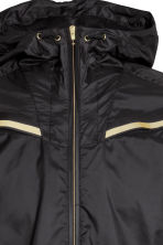 Running jacket - Black - Men | H&M CN 4
