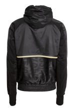 Running jacket - Black - Men | H&M CN 3