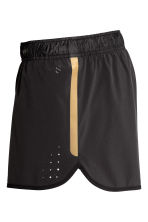 Shorts da running - Nero - UOMO | H&M IT 3