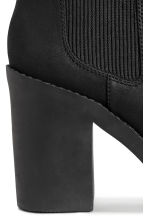 Platform boots - Black - Ladies | H&M CN 4