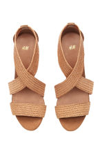Sandals - Natural - Ladies | H&M CN 3