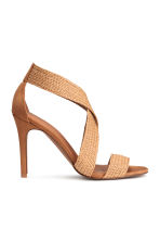 Sandals - Natural - Ladies | H&M CN 2