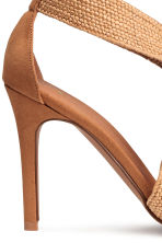 Sandals - Natural - Ladies | H&M CN 5