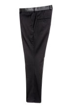Suit trousers Skinny fit - Black - Men | H&M CA 2