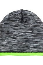2-pack reversible hats - Lime green/Blue - Kids | H&M CN 3