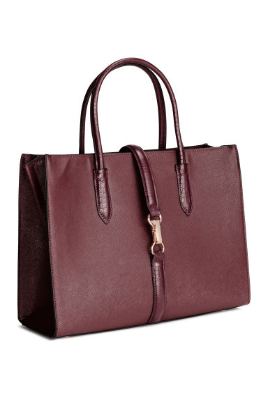 Handbag - Plum - Ladies | H&M CN 1
