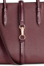 Handbag - Plum - Ladies | H&M CN 3