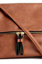 Shoulder bag - Cognac brown - Ladies | H&M CN 3