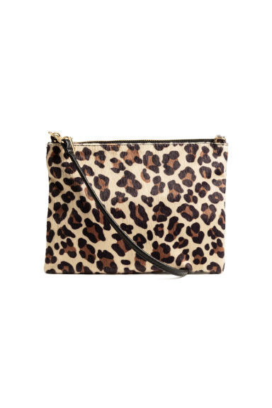 Small shoulder bag - Leopard print -  | H&M IE