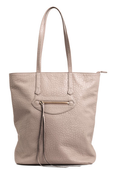 Shopper - Light grey - Ladies | H&M CN 1