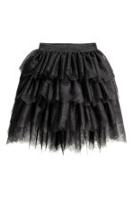 Gonna in tulle - Nero - BAMBINO | H&M IT 2