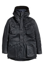 Parka - Nero - UOMO | H&M IT 2