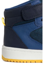 Sneakers alte - Blu scuro/blu - BAMBINO | H&M IT 4