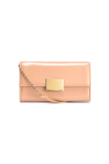 Shoulder bag - Powder beige - Ladies | H&M CN 1