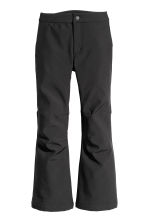 Softshell trousers - Black - Kids | H&M CN 2