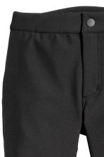 Softshell trousers - Black -  | H&M CN 3