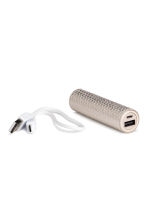Portable charger - Silver - Ladies | H&M CN 1