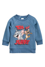 Blue/Tom and Jerry