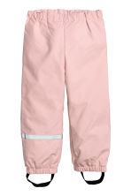 Shell pants - Light pink - Kids | H&M CN 2