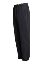 Sports trousers - Black - Men | H&M CN 3