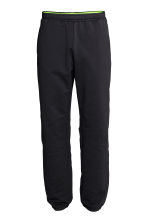 Sports trousers - Black - Men | H&M CN 2