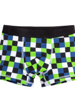 3-pack boxer shorts - Cornflower blue - Kids | H&M CN 2