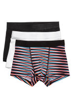 3-pack boxer shorts - White - Kids | H&M CN 1