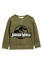 Khaki green/Jurassic World