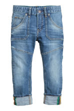 Tapered Jeans - Denim blue - Kids | H&M CN 2