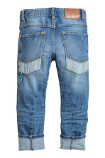 Tapered Jeans - Denim blue - Kids | H&M 3
