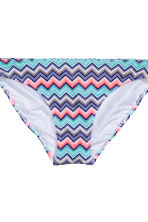 Triangle bikini - Turquoise/Dark blue - Kids | H&M CN 2