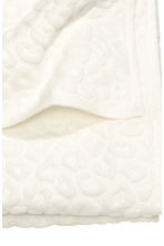 Leopard-patterned bath towel - White - Home All | H&M CN 3