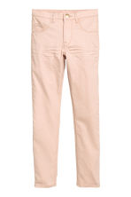 Stretch trousers - Powder pink - Kids | H&M CN 2