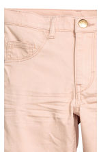Stretch trousers - Powder pink - Kids | H&M CN 4