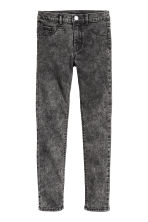 Stretch trousers - Nearly black - Kids | H&M CN 2