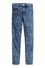 Stretch trousers - Denim blue - Kids | H&M CN 2