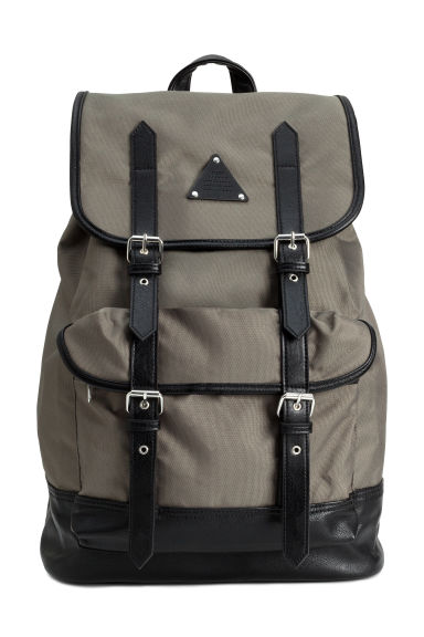 Backpack - Dark mole - Men | H&M CN 1