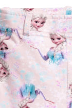 Printed treggings - Light pink/Frozen - Kids | H&M CN 3
